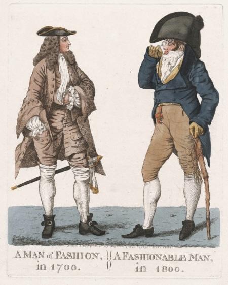 Man of fashion-fashionable male