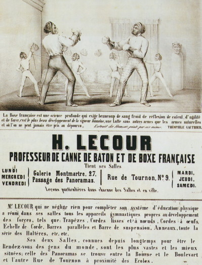 1830-Lecour-professeur-de-canne-et-baton-et-boxe--copie-1
