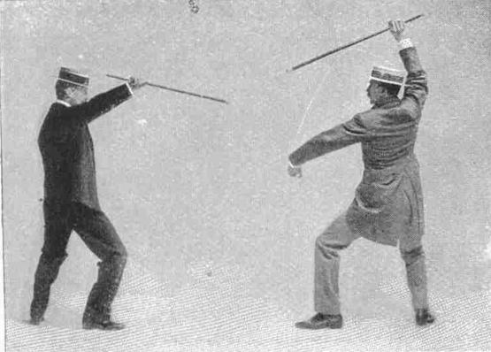 Rear-guard-invites-hand-attack