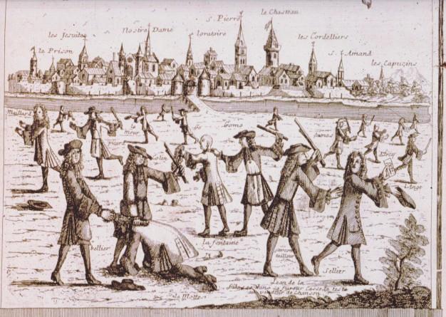 Rixe-entre-compagnons-cordonniers-et-tailleurs-à-Nantes-en-16991